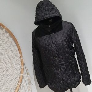 MARC New York Andrew Marc quilted puff jacket med
